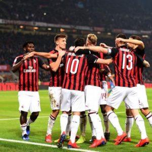 Il Milan non si ferma più, la Roma deve rincorrere
