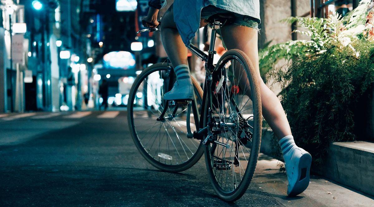 Bicicletta immagine di repertorio
