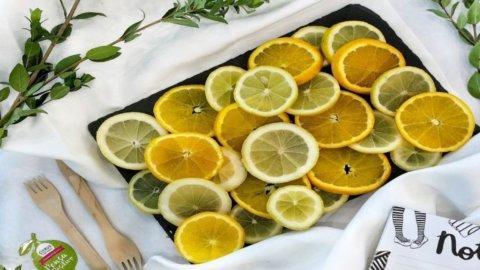 Limoni e bergamotto tra giovani e salute: la novità di Citrus