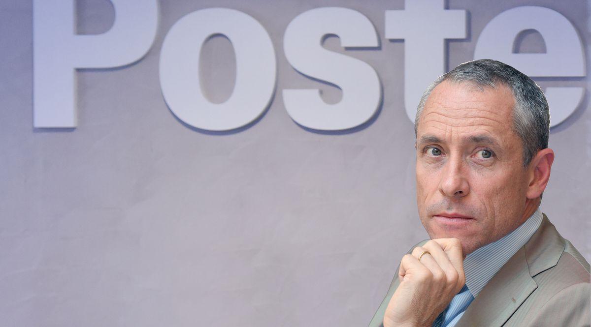 Matteo Del Fante amministratore delegato Poste Italiane