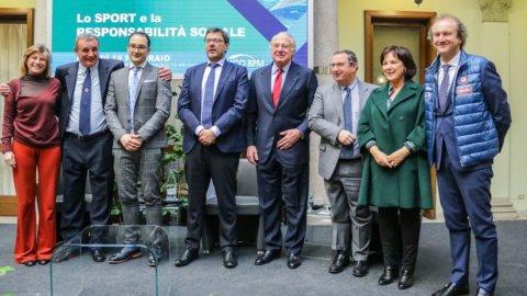 """Banco Bpm inaugura la Fondazione """"Cristiano Tosi"""""""
