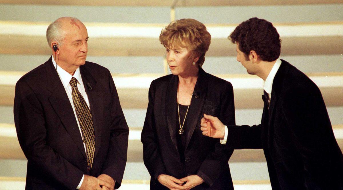 Festival Sanremo, Gorbaciov vent'anni fa la cantò alla politica -  FIRSTonline