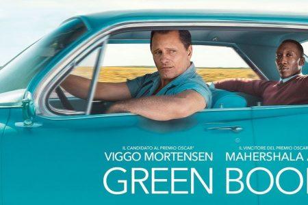 Cinema: Green Book, viaggio nell'America razzista anni '60