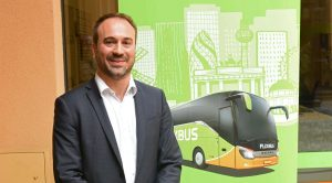Andrea Incondi managing director Flixbus Italia