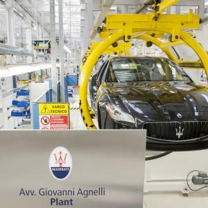 Maserati: nuovo modello a Modena fra un anno
