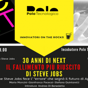 Steve Jobs, gli anni di NeXT: oggi al Polo di Navacchio