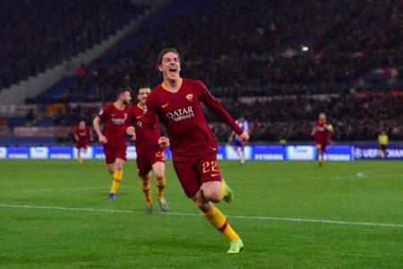 Champions, vince la Roma con super Zaniolo e un rimpianto