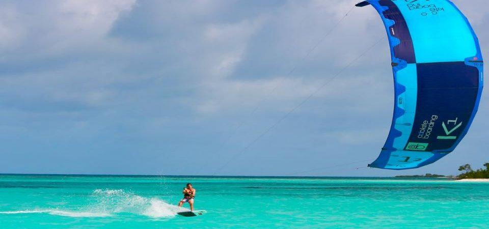 Kitesurf, uno sport che può ancora diventare business