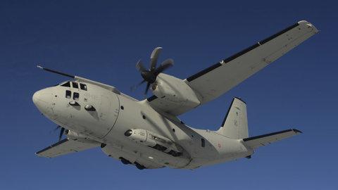 Leonardo, nuova partnership per il C-27J alla Nuova Zelanda