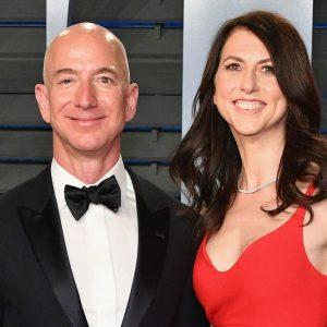 Bezos, la ex moglie sarà la donna più ricca del mondo