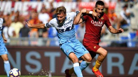 Lazio-Roma, derby della Capitale con vista Champions