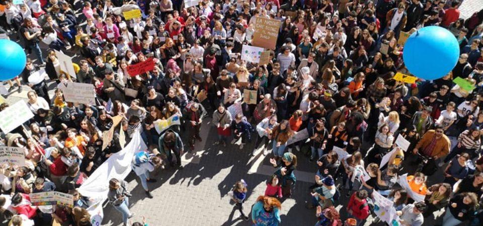 La giornata per il clima e la sfida generazionale