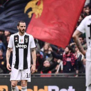 Juve, prima sconfitta in campionato: il Genoa la trafigge (2 a 0)