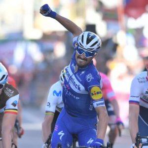Sanremo: Alaphilippe trionfa confermando il momento d'oro