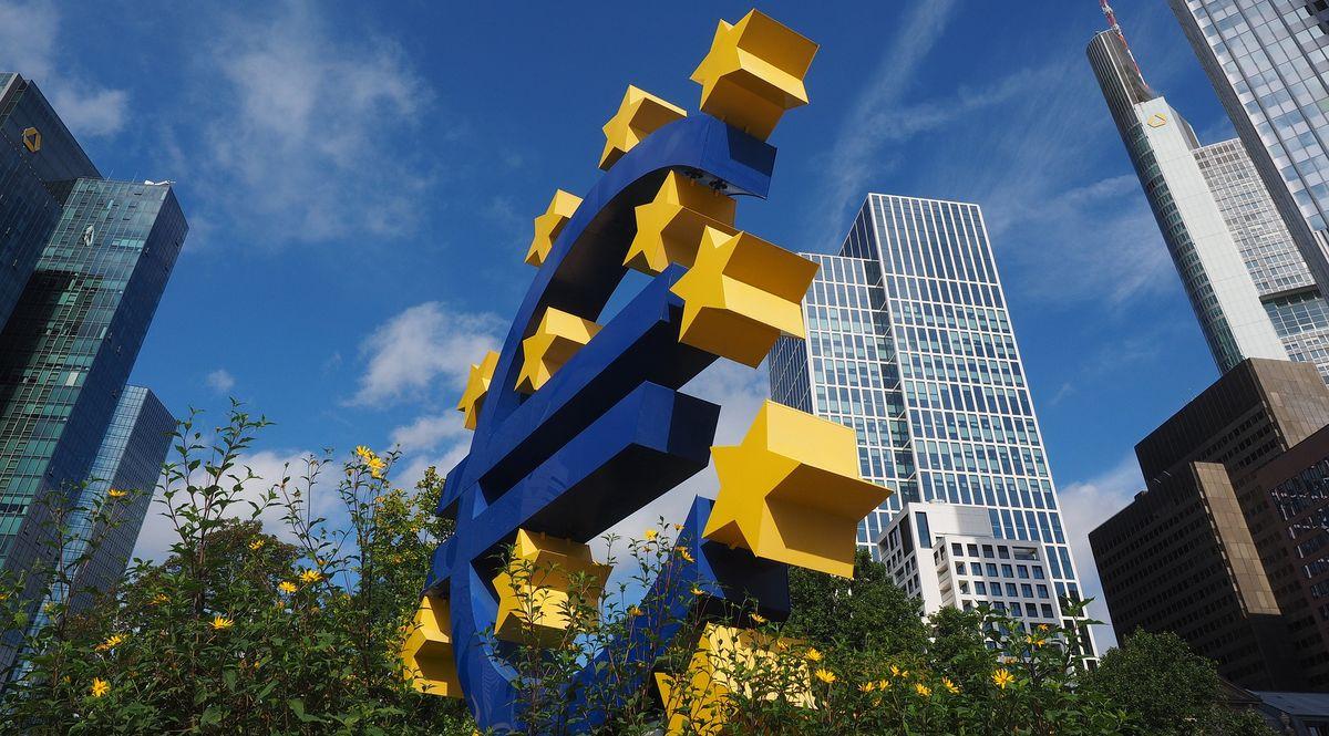 La sede della Bce a Francoforte