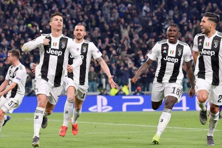 Juve, Champions: CR7 firma la storica rimonta con 3 gol