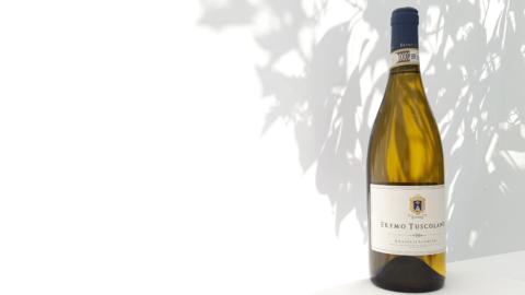 Eremo Tuscolano, il vino Frascati Superiore che nasce dal silenzio