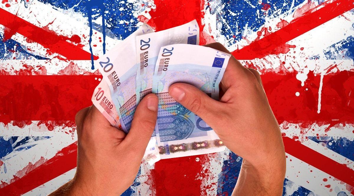 bandiera inglese per Brexit