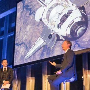 Credem incontra la NASA nel Grattacielo Pirelli