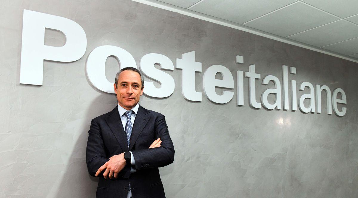 Matteo Del Fante Ad Poste Italiane