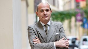 Il professore Giuliano Noci, prorettore del Polo territoriale cinese del Politecnico di Milano