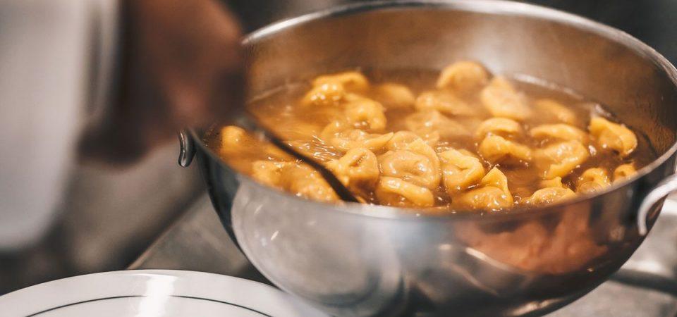 Cucina doc: il Diana di Bologna e la ricetta di Claudio Ruta