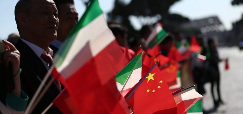 Via della Seta: l'Italia firma 29 accordi con la Cina