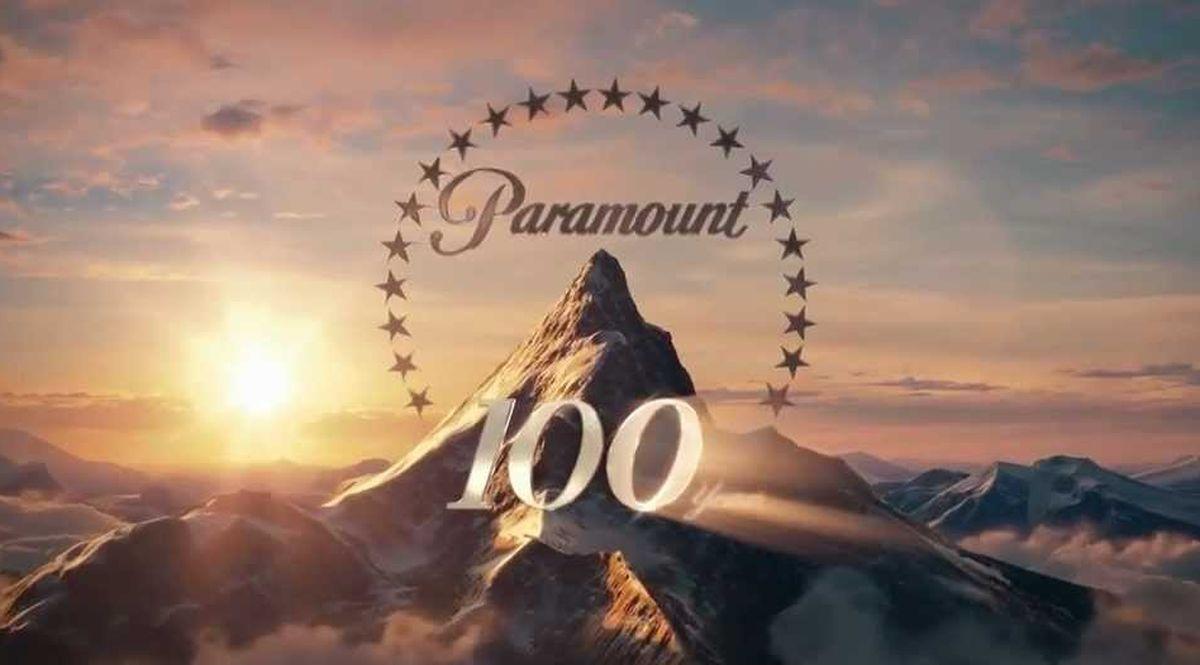 Il logo della Paramount Corporation