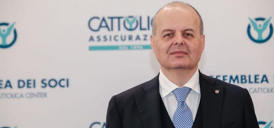 Cattolica Assicurazioni, ribaltone: sfiduciato l'ad Minali
