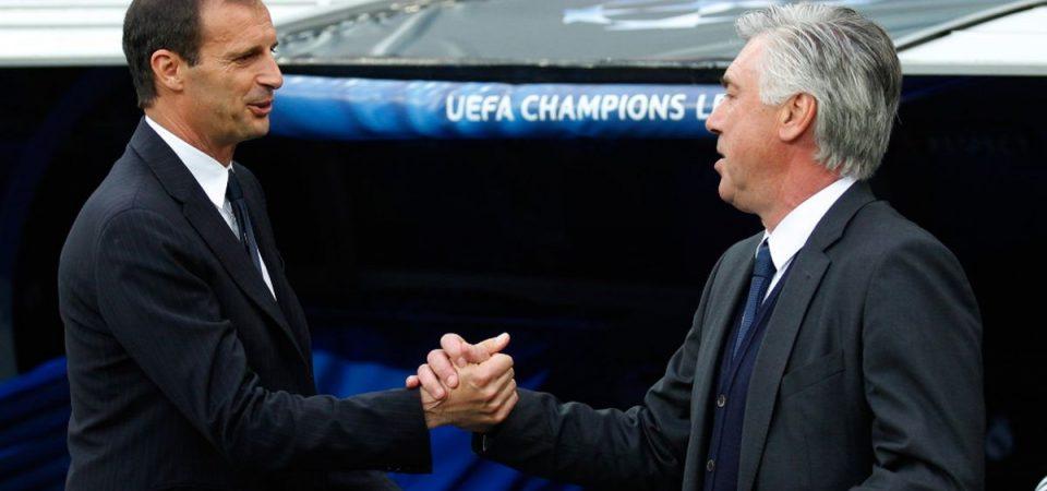 Calcio, la caduta degli dei: da Allegri ad Ancelotti, da Mou a Guardiola