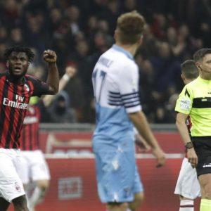 Corsa Champions: Milan e Roma sorridono ma la Lazio s'infuria e ora tocca all'Inter