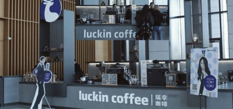 Caffè, la cinese Luckin Coffee sfida Starbucks e sbarca sul Nasdaq