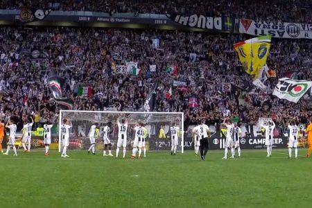 La Juve conquista l'ottavo scudetto di fila, ma la delusione di Champions resta