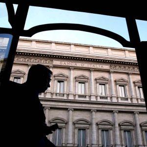 Bankitalia: Pil 2020 -9,5%, un biennio per recuperare