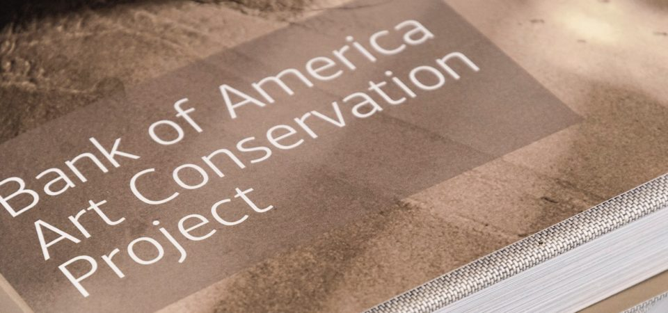 Bank of America Art Conservation Project, apre alle candidature  2019