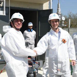 Metano e idrogeno, le novità green di Eni e Snam