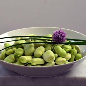 Su First&Food la ricetta di Bracali e le controverse proprietà delle fave