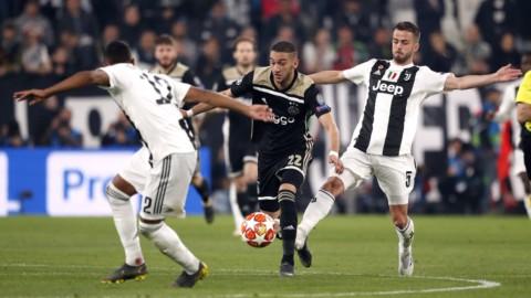 Juve, la Champions resta stregata: CR7 non basta, l'Ajax trionfa
