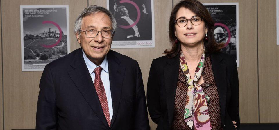 Open Fiber: Bassanini e Ripa confermati al vertice