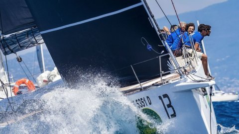 "Fideuram e Sanpaolo Invest partner della ""Rolex Capri Sailing Week 2019"""