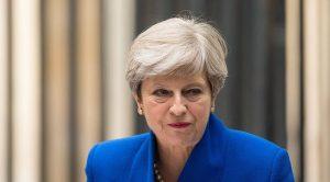 Theresa May, premier della Gran Bretagna