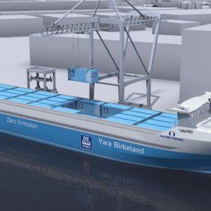 L'Intelligenza artificiale e la sua nuova frontiera: il mare