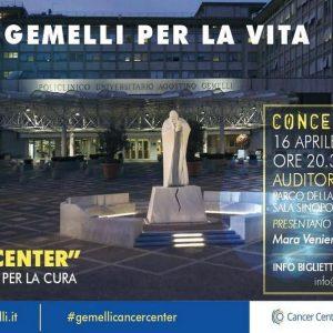 Il Policlinico Gemelli inaugura un avveniristico Cancer Center a Roma