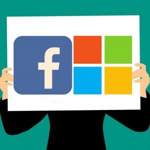 Microsoft e Facebook, fuochi d'artificio a Wall Street
