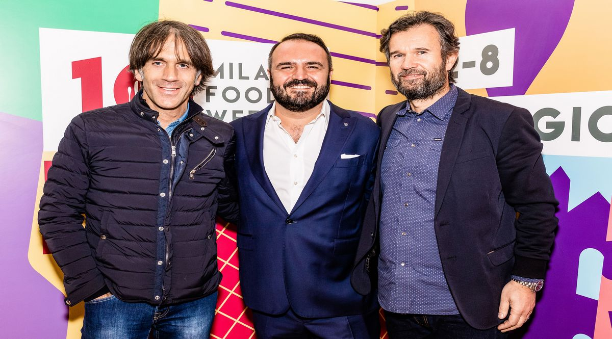 Chef Oldani e Cracco a Milano Food Week