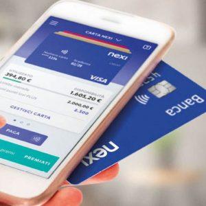 Nexi: ricavi in rialzo nel trimestre, bene l'e-commerce