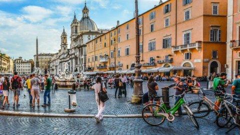 Roma: domenica 28 torna #Vialibera per bici e pedoni