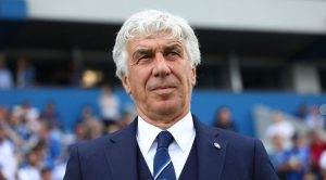 Gian Piero Gasperini tecnico Atalanta