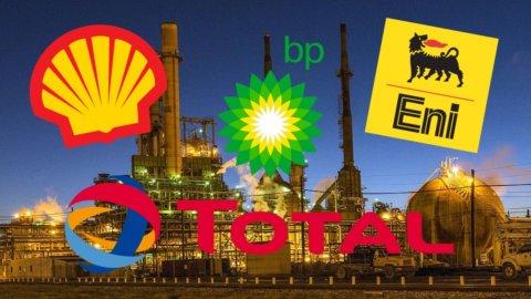 Petrolio, Shell taglia il dividendo 2020 ma altri la seguiranno
