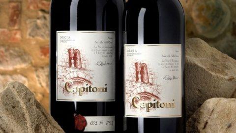 A Pienza il poeta viticoltore scrive versi sulle bottiglie